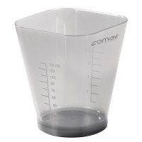 Comair 135 ml Messbecher Pure Anthrazit Transparent