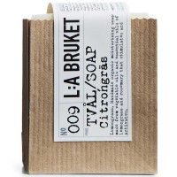 L:A BRUKET No. 9 Bar Soap Lemongrass 120 g