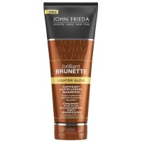 John Frieda Brilliant Brunette Lighter Glow Shampoo 250 ml