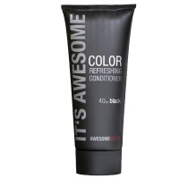 sexyhair - Color Refreshing Conditioner Black 40 ml