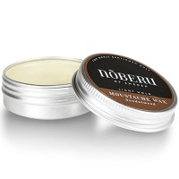 Nõberu Moustache Wax Light hold Sandelwood 30 ml