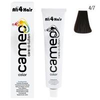 Cameo Color Haarfarbe 4/7 mittelbraun braun 60 ml