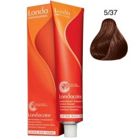 Londa Demi-Permanent Color Creme 5/37 Hellbraun Gold-Braun 60 ml