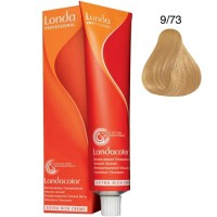 Londa Demi-Permanent Color Creme 9/73 Lichtblond Braun-Gold 60 ml