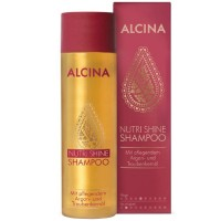Alcina Nutri Shine Shampoo 250 ml