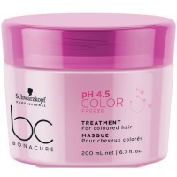 Schwarzkopf BC Bonacure pH 4.5 Color Freeze Treatment 200 ml