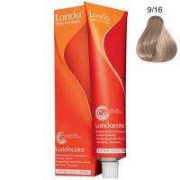 Londa Demi-Permanent Color Creme 9/16 Lichtblond Asch Violett 60 ml