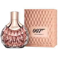 James Bond 007 For Women II EdP Natural Spray 50 ml