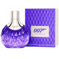 James Bond 007 For Women III EdP Natural Spray 50 ml