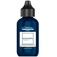 L'Oréal Professionnel Flash Pro Hair Make Up Feeling Blue 60 ml