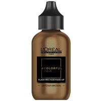L'Oréal Professionnel Flash Pro Hair Make-UP Uptown Brown 60ml