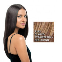 Hairdo 22 Zoll Clip in Straight Extension R29S Glazed Strawberry 55 cm
