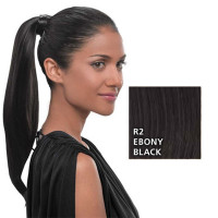 Hairdo Simply Straight Pony R2 Ebony Black 45 cm