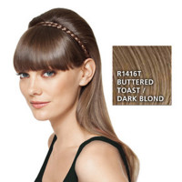 Hairdo French Braid Band R1416T Buttered Toast