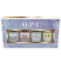 OPI Nussknacker Collection Treatment Mini Set