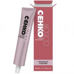 C:EHKO Color Explosion Haarfarbe 4/00 Mittelbraun ++