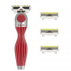 Shave-Lab Starter Set Seis Rouge P.L.4 Women