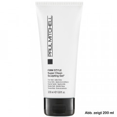 Paul Mitchell Firm Style Super Clean Sculpting Gel Firm Hold 100 ml