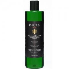 Philip B. Peppermint and Avocado Shampoo 350 ml