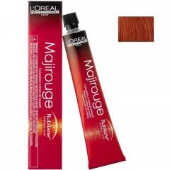 L'Oréal Professionnel Majirouge 7,45 mittelblond intensives kupfer mahagoni 50 ml