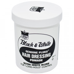Black & White Hair Dressing Pomade 200 ml