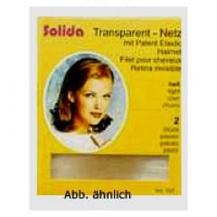 Comair Solida Haarnetz hellblond 2er