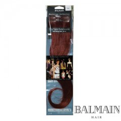 Balmain Clip Tape Extensions 40  cm Dark Espresso;Balmain Clip Tape Extensions 40  cm Dark Espresso