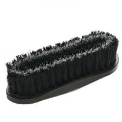 Eurohorseline Mähnenbürste Brush&Co schwarz/grau