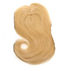 L'IMAGE Haarteil Hell Blond 30 cm