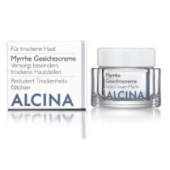 Alcina Myrrhe Gesichstcreme
