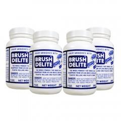 Brush Delite Reinigungsmittel 4 x 200 ml