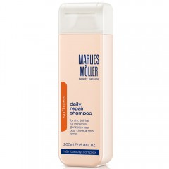Marlies Möller Softness Daily Repair Shampoo 200 ml