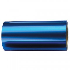 Frispac-Medis Friseur Alufolie für Wrapmaster 500 Blau 2 Rollen