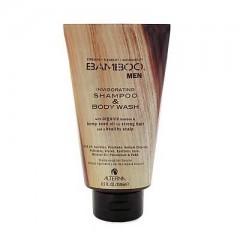 Alterna Bamboo Men Invigorating Shampoo & Body Wash