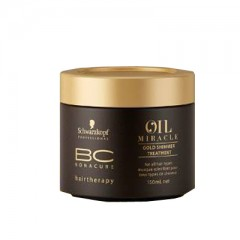 Schwarzkopf BC Bonacure Oil Miracle Gold Shimmer Treatment 150 ml