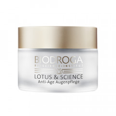 Biodroga Lotus & Science Anti-Age Augenpflege
