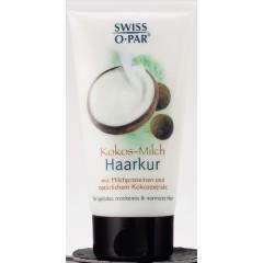 Swiss O-Par Kokos-Milch Haarkur Tube