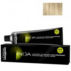 L'Oréal Professionnel INOA 10,01 platinblond leicht asch 60 ml