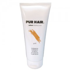 PUR HAIR Colour Refreshing Mask Gold