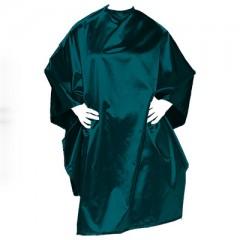 Olivia Garden Wasch- und Frisierumhang CHARM Smaragd