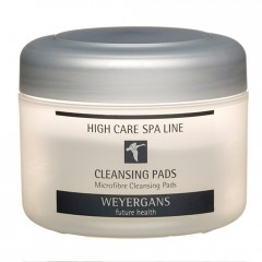 Weyergans Spa Line High Care Soon Future Microfibre Cleansing Pads 30 Stück