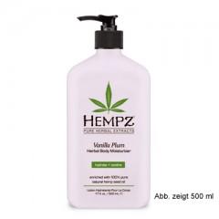 Hempz Vanilla Plum Herbal Body Moisturizer