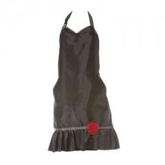 Olivia Garden Boutique Färbeschürze schwarz