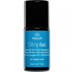 alessandro International Striplac 61 Crazy Lazy 8 ml