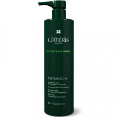 Rene Furterer Curbicia Shampoo Regulateur 600 ml Maxigröße