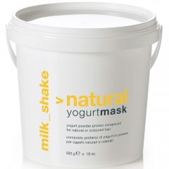 milk_shake natural care natural yogurt mask 500 g