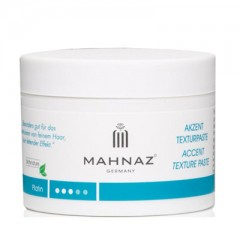 MAHNAZ Akzent Texturpaste Platin 50 ml