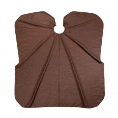 Comair Umhang Relief braun 100 % Polyester