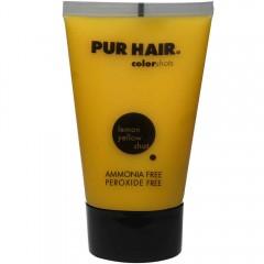 PUR HAIR. Color Shots lemon yellow 100 ml