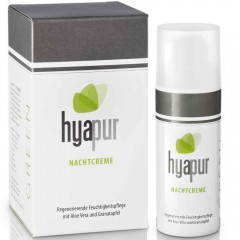hyapur GREEN Nachtcreme 50 ml